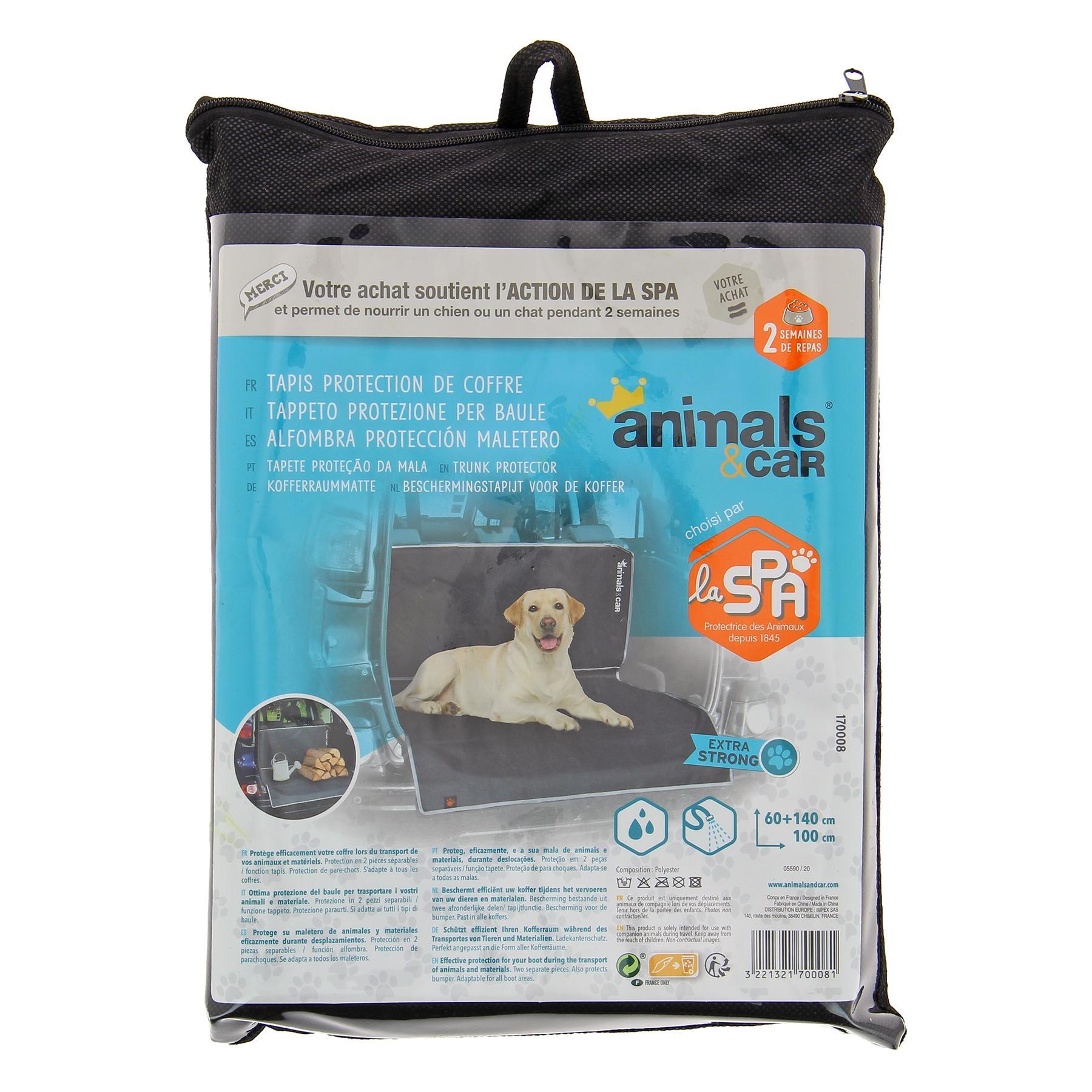 170008 Autoschondecke Hund animals&car 170008 - Original direkt kaufen