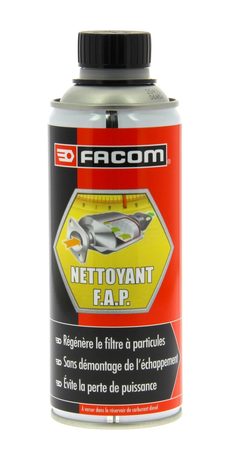 Köp FACOM 006022 - Rengöring sot- / partikelfilter: Innehåll: 475ml