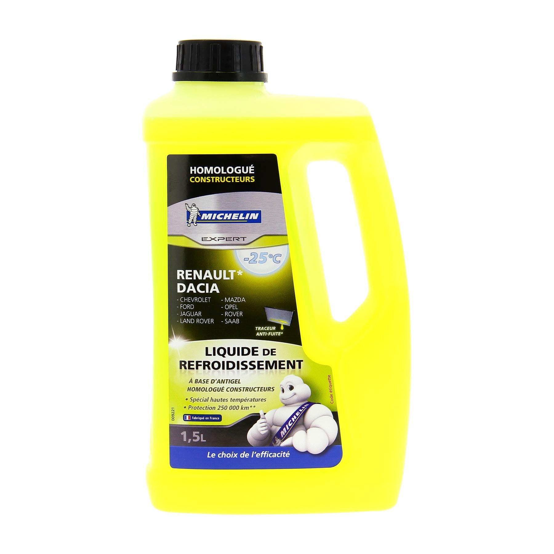 009221 Michelin Expert G13 gelb, 1,5l G13 Frostschutz 009221 günstig kaufen
