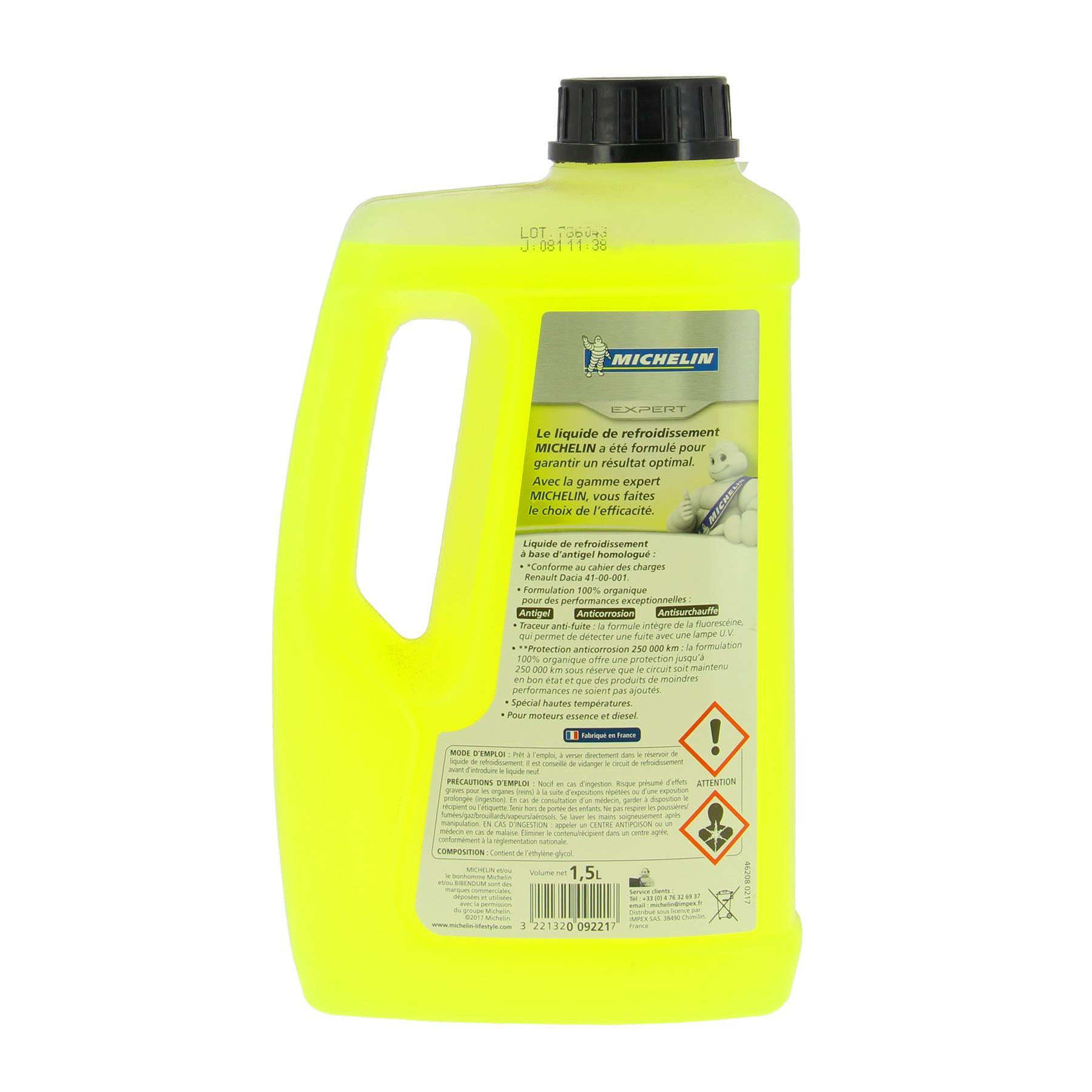 009221 Kühlerfrostschutzmittel Michelin - Markenprodukte billig