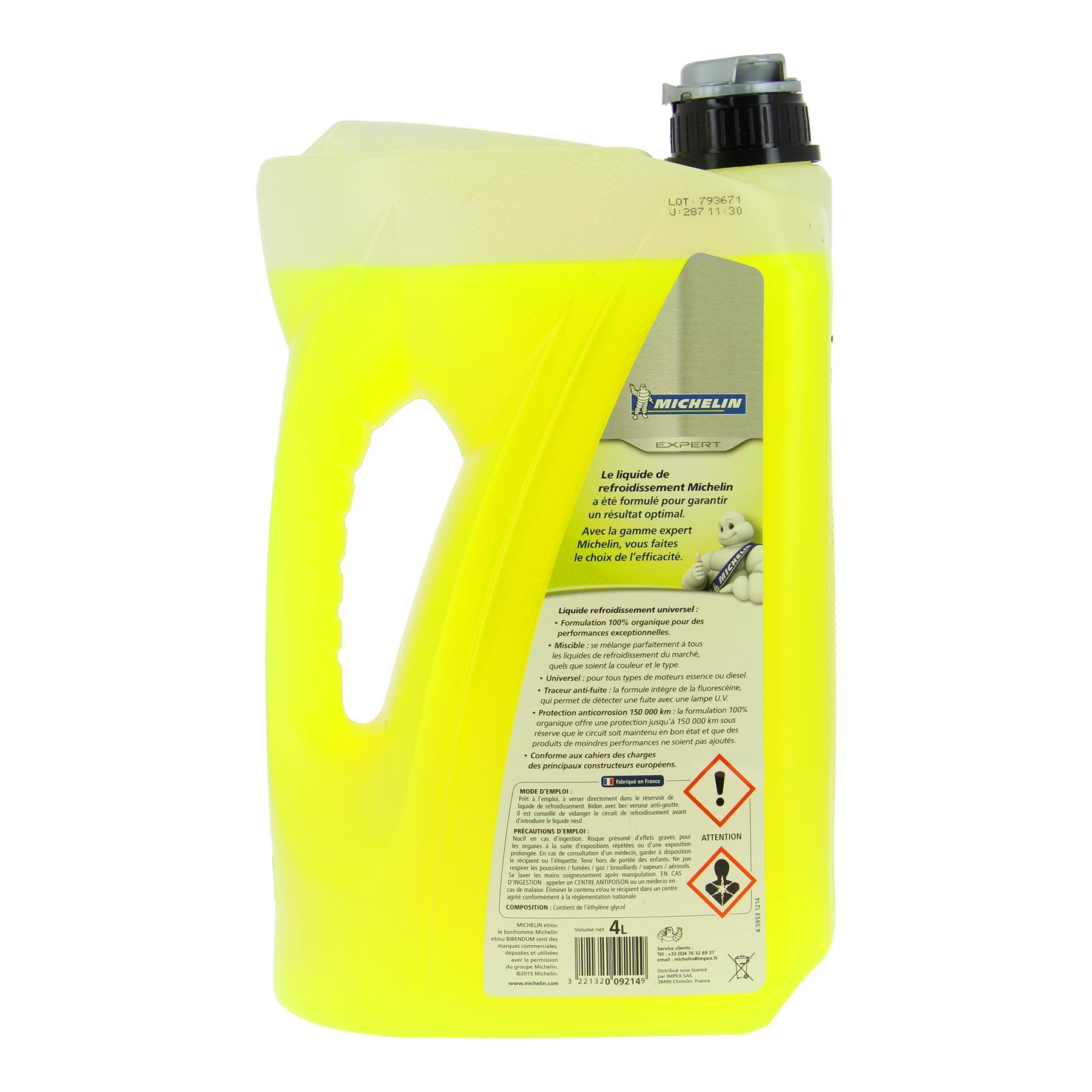 009214 Kühlflüssigkeit Michelin 009214 - Große Auswahl - stark reduziert