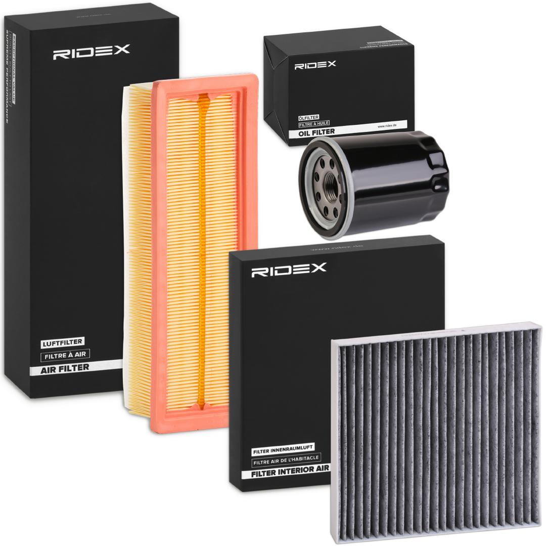 Buy original Filter set RIDEX 4055F0292