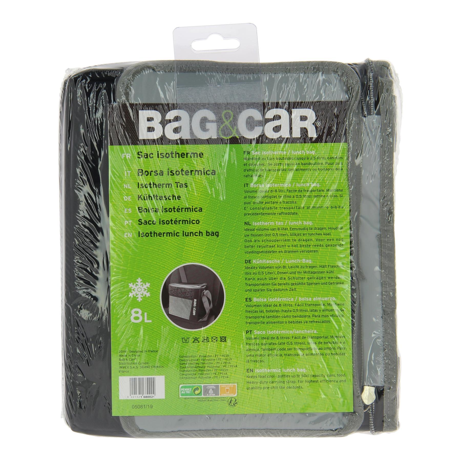 168002 Kühltasche BAG&CAR 168002 - Große Auswahl - stark reduziert