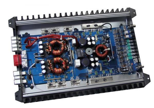 HIFONICS | Audioförstärkare BRX-2000D