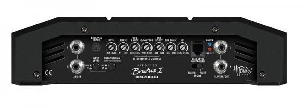 BRX2000D Audioförstärkare HIFONICS BRX-2000D Stor urvalssektion — enorma rabatter