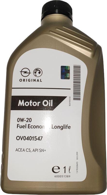 Motoröl OPEL GM 95528693