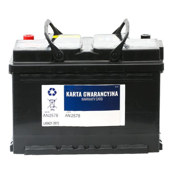 EMPEX: Original Akku 56-045 (Kälteprüfstrom EN: 690A, Spannung: 12V)