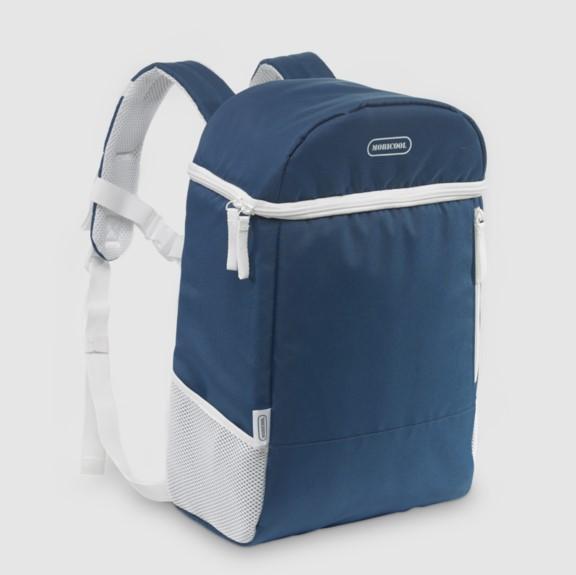 9600024990 MOBICOOL Holiday Polyester, blau, weiß Breite: 170mm, Höhe: 450mm, Tiefe: 260mm Kühltasche 9600024990 günstig kaufen