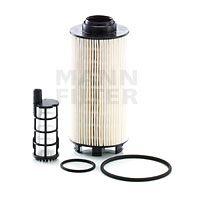 PU 8010/1-2 x MANN-FILTER Kraftstofffilter für MERCEDES-BENZ AROCS jetzt kaufen