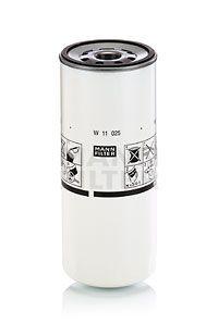 W 11 025 MANN-FILTER Ölfilter für VOLVO FH 16 jetzt kaufen