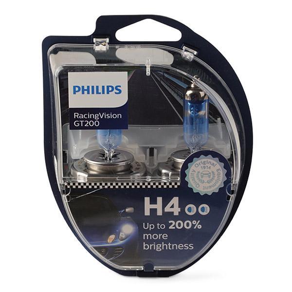PHILIPS Glühlampe, Fernscheinwerfer für MITSUBISHI - Artikelnummer: 12342RGTS2