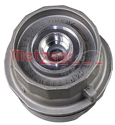 METZGER: Original Ölfiltergehäuse 2370066 ()