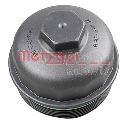 METZGER: Original Ölfiltergehäuse 2370071 ()