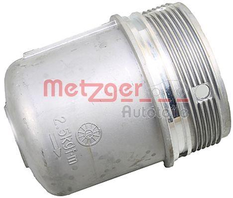 METZGER: Original Ölfiltergehäuse 2370075 ()