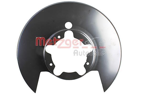 METZGER: Original Bremsblech 6115336 ()