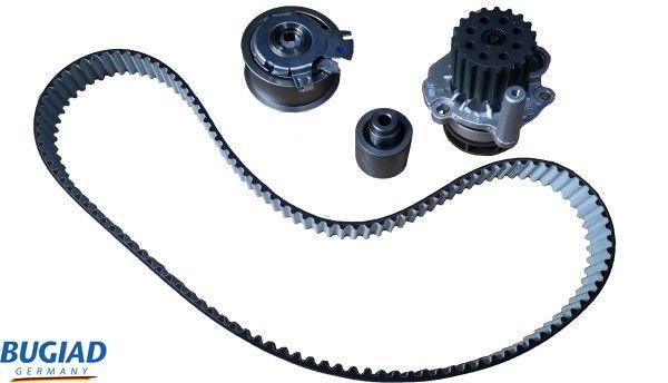 BUGIAD Water pump and timing belt kit BTB56502