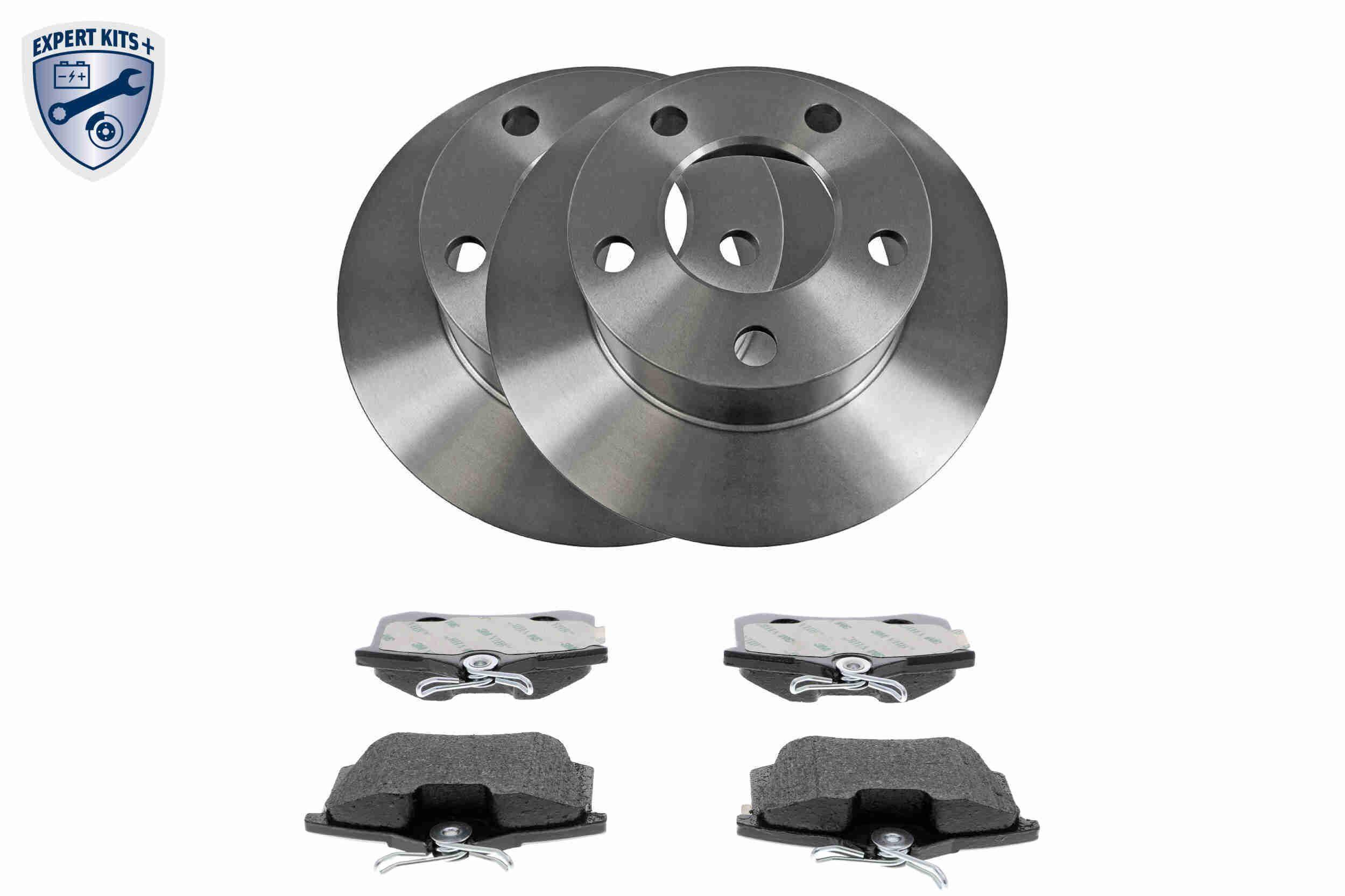 Original IVECO Bremsscheiben und Klötze V10-5842