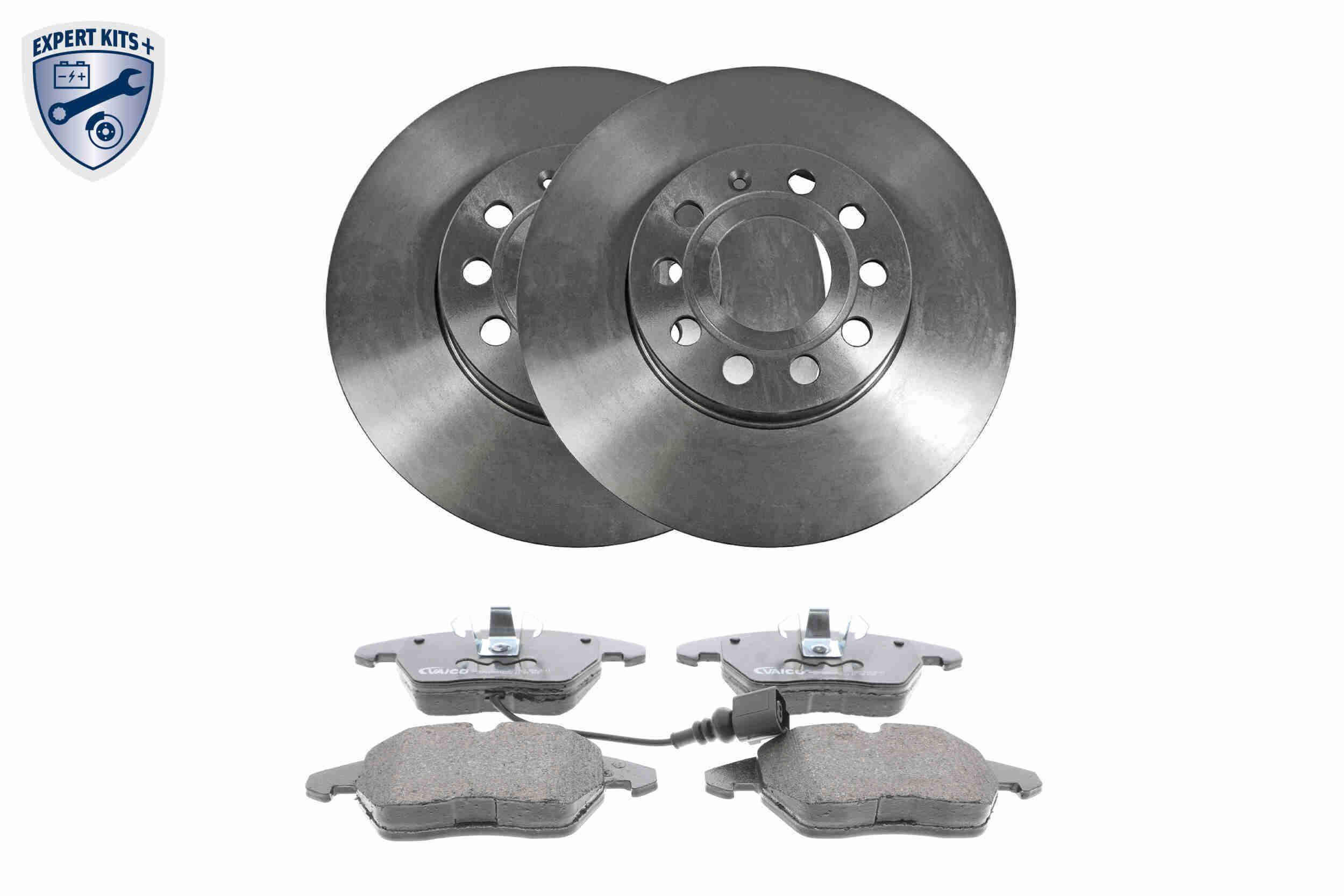 Acheter Freins à disques Épaisseur du disque de frein: 25mm VAICO V10-6622 à tout moment