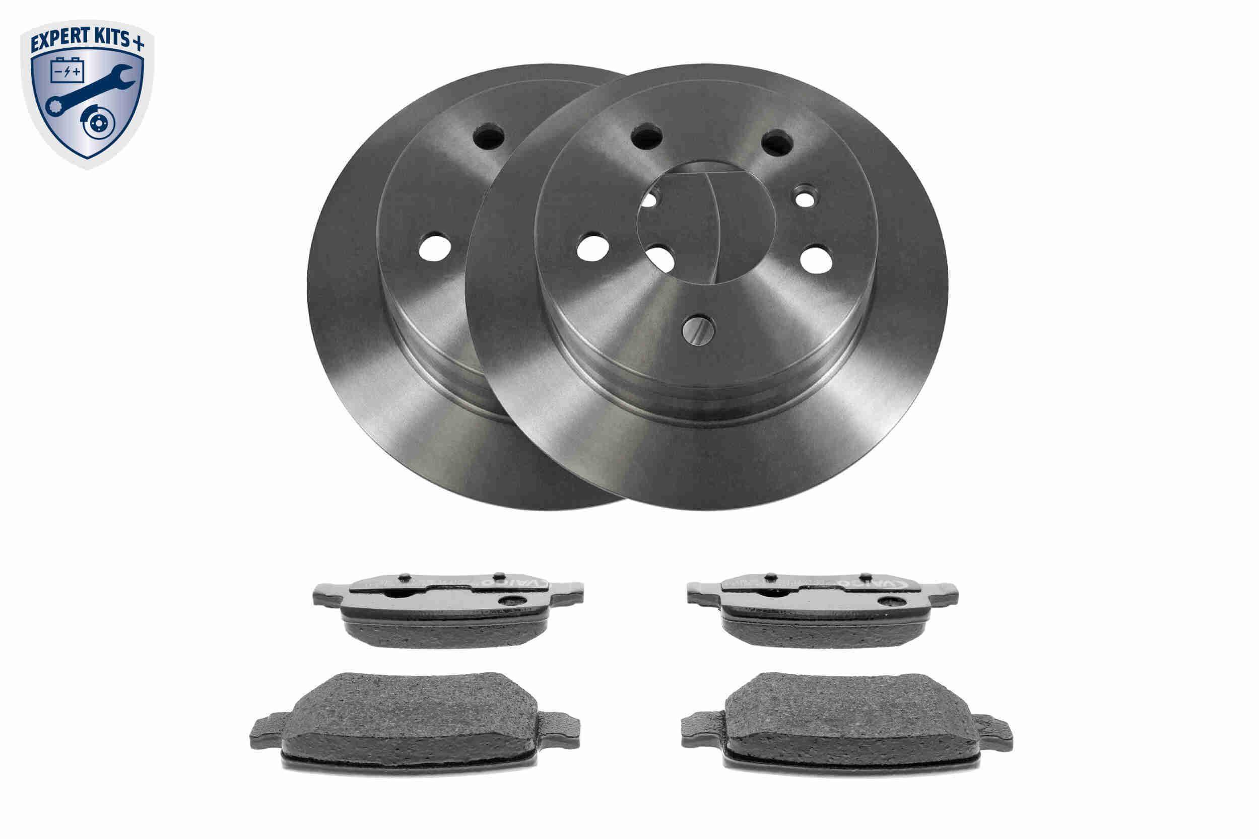 VAICO: Original Bremsenkomplettsätze V30-3682 (Bremsscheibendicke: 8mm)