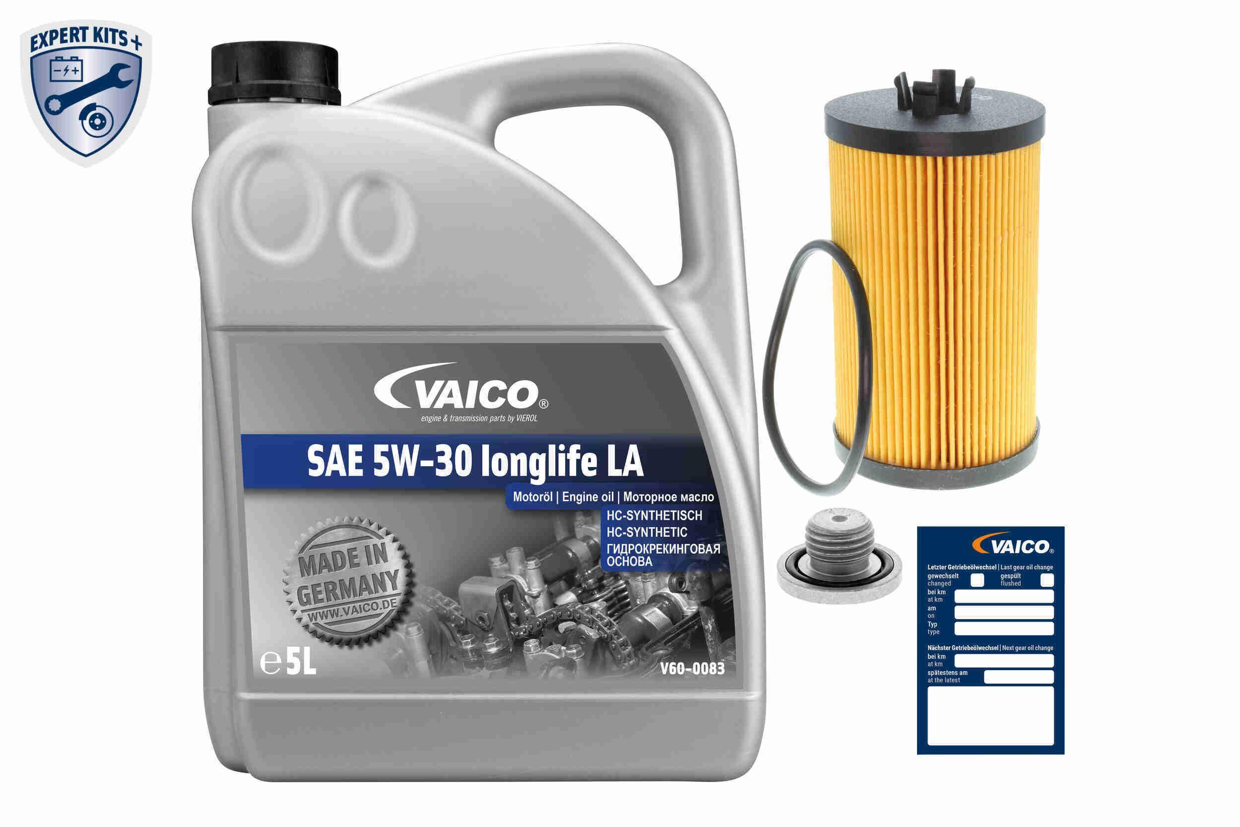 VAICO: Original Filter-Satz V60-3002 ()