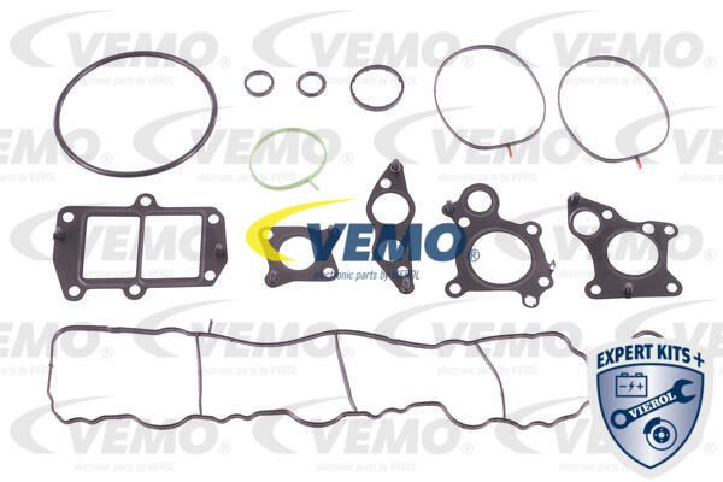 Mercedes C-Class 2015 Oil cooler seal VEMO V30-60-91315: