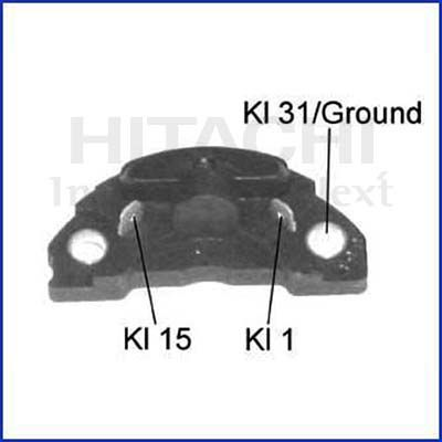 HITACHI: Original Zündmodul 2508069 ()
