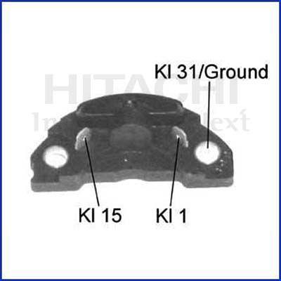 HITACHI: Original Zündsteuergerät 2508069 ()