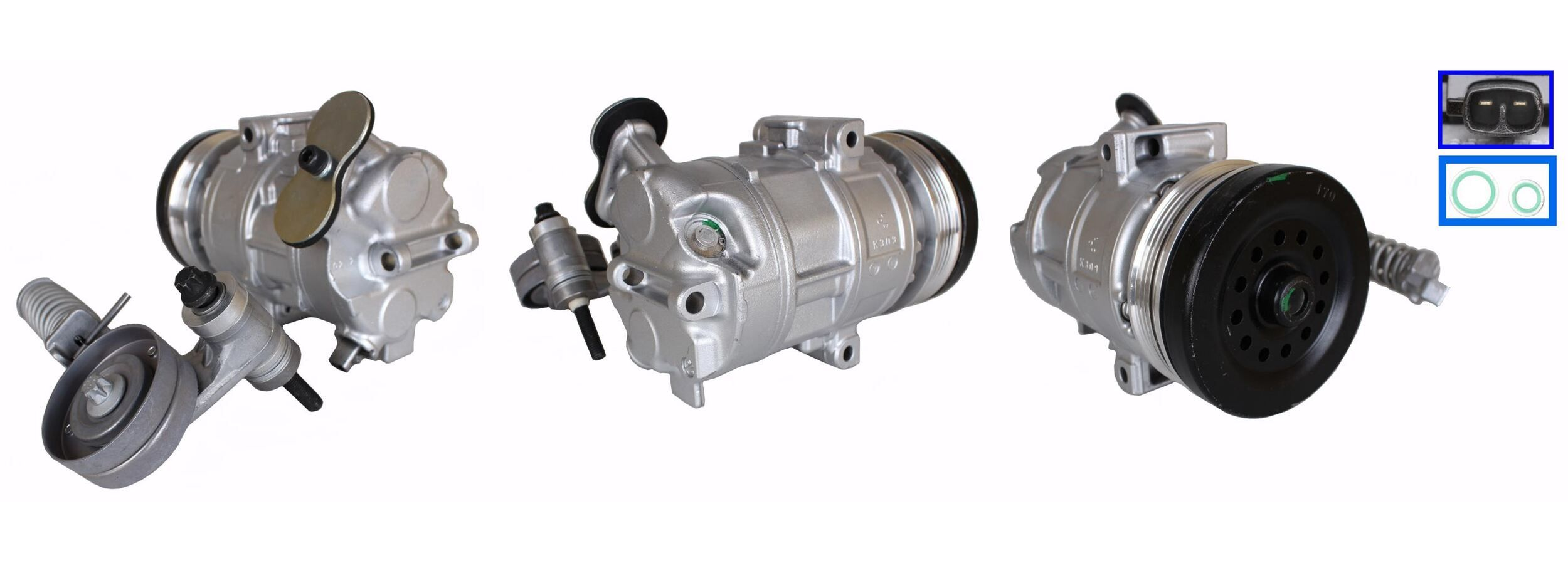 Original OPEL Kompressor Klimaanlage ACP01308
