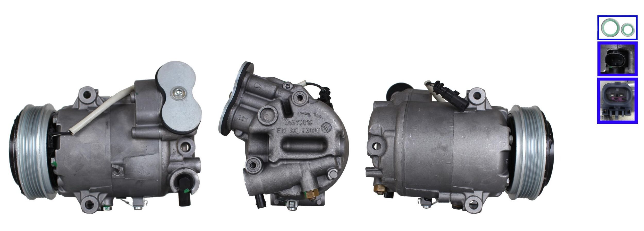 Original OPEL Klimakompressor ACP01324