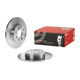 08.5085.14 Disco freno BREMBO qualità originale