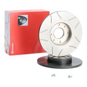 Brembo 08.5149.14 Set di 2 dischi Disco Freno Anteriore