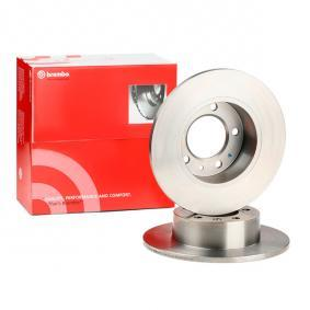 Brake Disc 08.9371.10 for NISSAN INTERSTAR at a discount — buy now!