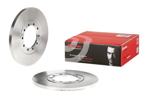 BREMBO   Спирачен диск 08.A530.10