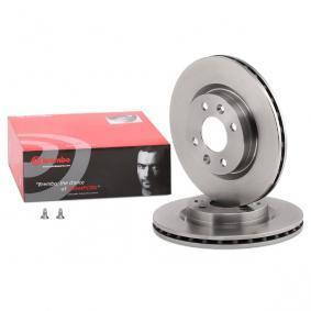 Textar discos de freno 259mm pastillas de freno delantero Dacia Logan Sandero Renault Logan
