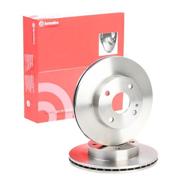 BREMBO | Disco de travão 09.5869.14