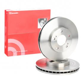 Brake Disc 09.5931.10 for NISSAN 300 ZX at a discount — buy now!