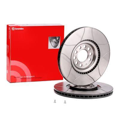 BREMBO Kit de Disque de frein 09.7880.75 - 2 pieces