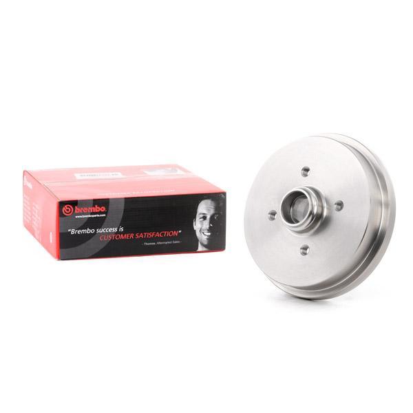 BREMBO: Original Bremstrommel 14.3256.10 (Trommel-Ø: 180mm)