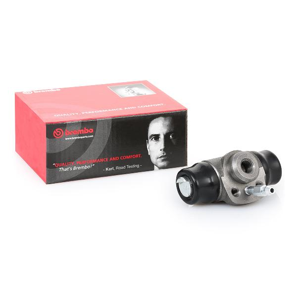 Acheter Cylindre de roue Alésage-Ø: 19,05mm BREMBO A 12 179 à tout moment