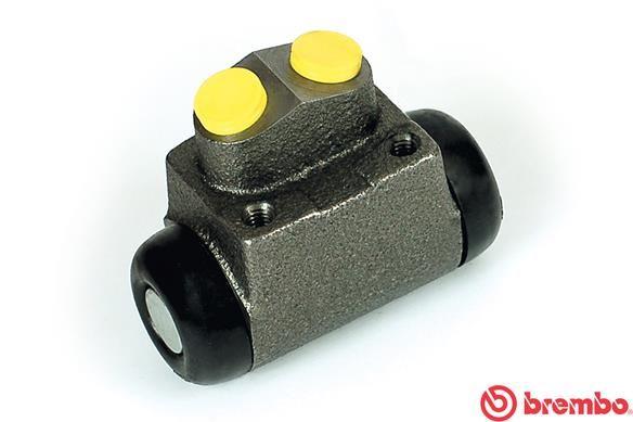 BREMBO: Original Trommelbremse A 12 238 (Bohrung-Ø: 20,64mm)