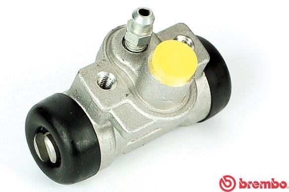 BREMBO: Original Radzylinder A 12 576 (Bohrung-Ø: 15,87mm)