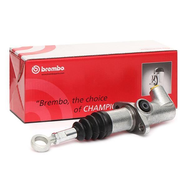 C 06 007 BREMBO Bohrung-Ø: 19,05mm Geberzylinder, Kupplung C 06 007 günstig kaufen