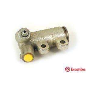Köp och ersätt Slavcylinder, koppling BREMBO E 83 002