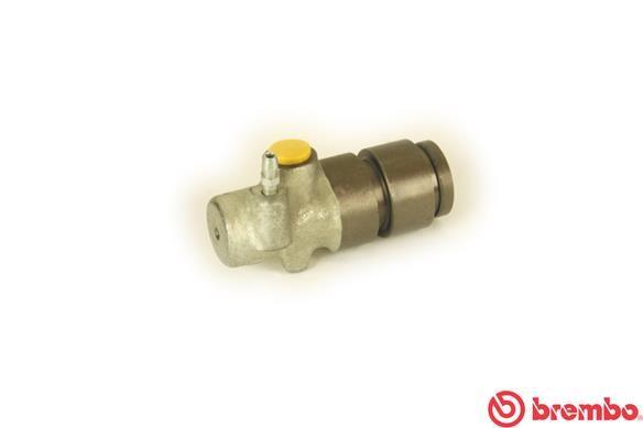 Original AUDI Nehmerzylinder Kupplung E 85 009