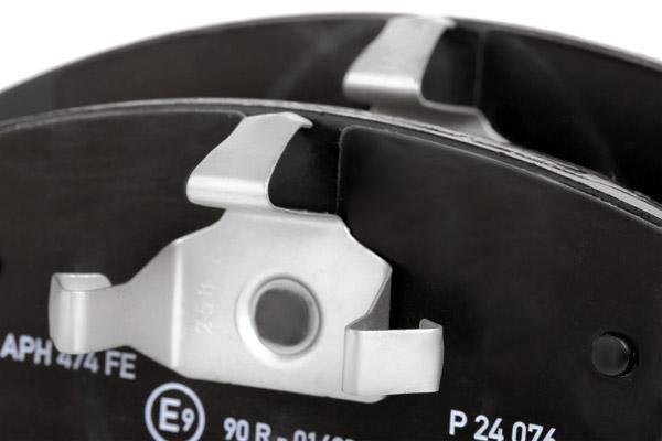 P 24 076 Bremsbelagsatz BREMBO - Markenprodukte billig