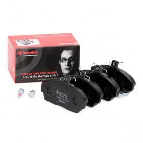 комплект спирачно феродо, дискови спирачки P 28 020 за ROVER 400 на ниска цена — купете сега!