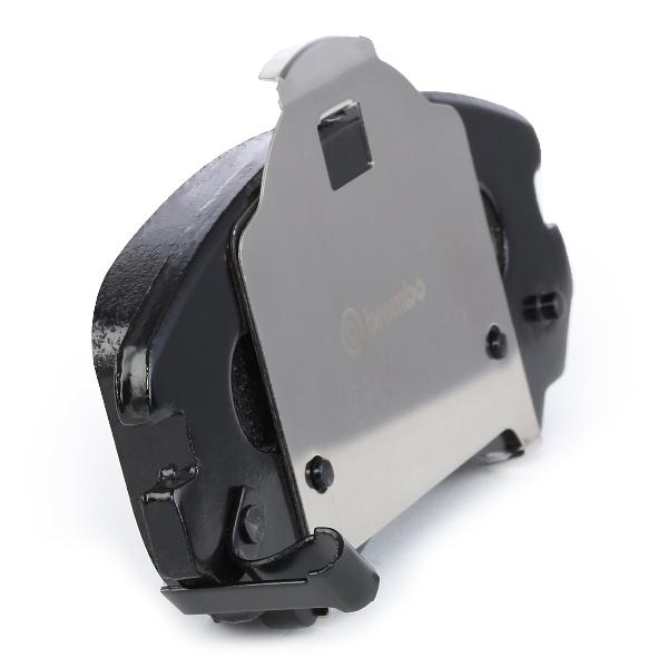 P30018 Bremsbeläge BREMBO D9247990 - Große Auswahl - stark reduziert