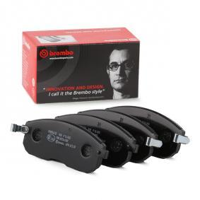Brake Pad Set, disc brake P 56 065 for NISSAN SUNNY at a discount — buy now!