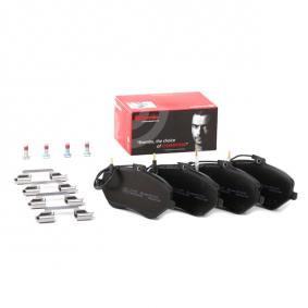 Kit de plaquettes de frein, frein à disque P 61 078 CITROËN C6 à prix réduit — achetez maintenant!