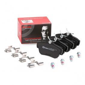 Sada brzdových platničiek kotúčovej brzdy P 61 095 FIAT SCUDO v zľave – kupujte hneď!